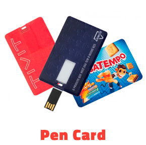 Pen Card JBX Brindes